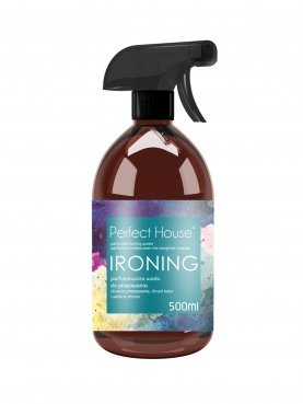 IRONING perfumowana woda do prasowania Perfect House 500 ml