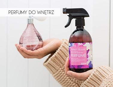 Perfumy do wnętrz